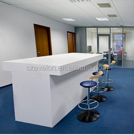 Beauty furniture company use salon reception counter front desks,solid surface reception desk counter