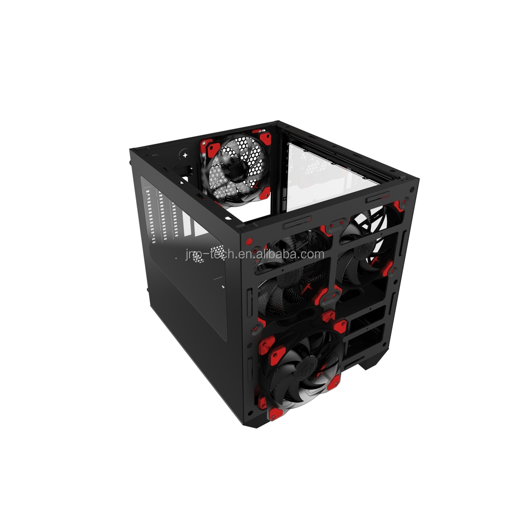 Pc Case Fan 3 Wire Data Wiring Diagrams Vortec 485360 Harness Info Computer Cube Mini Atx Gaming Buy 12