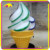 KANO3910 Outdoor Funny Resin Ice Cream Model