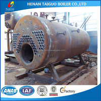 Best selling gas or oil fired hot water boiler manufacturer, China supplier, low price