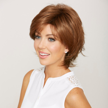 Face Framing Subtle Layers Wigs Natural Classic Wigs and Fashion Style Long Bob Wig