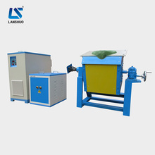 110kw small smelting furnace of copper