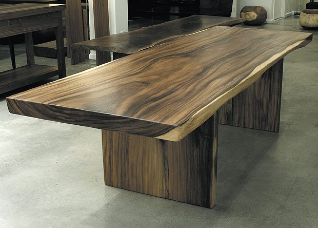 Slab Dining Table Buy Wooden Furniture Product on Alibabacom