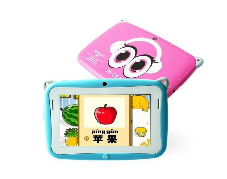 4.3 Inch Kids Tablet andriod 4.4 pc RK2926 for Children Playing and Learning