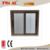 HT75 series factory custom aluminum alloy frame double tempered glass sliding window