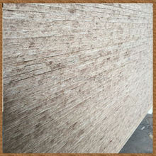 the cheapest best quality melamine paper laminated osb board from China factory