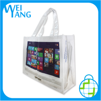 OEM order cotton canvas bag cotton canvas tote shopping bag with customized logo