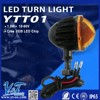 Y&T YTT01 motorcycle headlight housing, scooter tuning parts Turn Signals Indicators for motorcycle