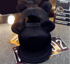 ute cartoon mickey ears hat Breathable mesh cap tide hip-hop cap men and women in summer