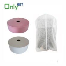 China eco-friendly non woven raw material for sanitary napkins and baby diapers