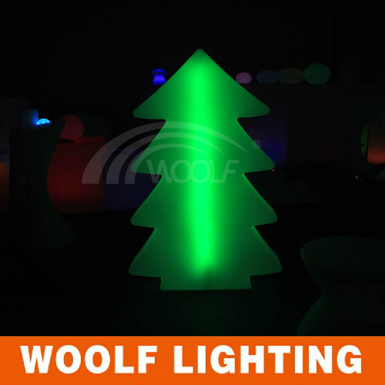 Remote Control Color Changing LED Christmas Tree Light