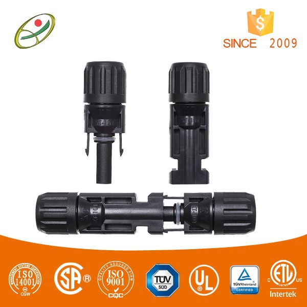 High quality MC4 tyco solar connector for sale (PV-XT101)