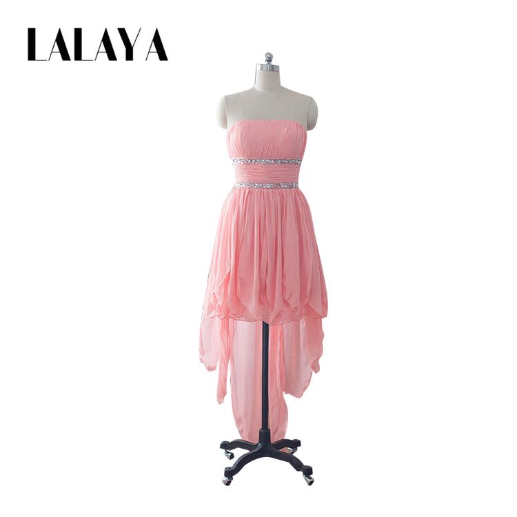 Venta al por mayor vestidos de coctel strapless-Compre online los ...