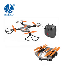 New Product RC Quadcopter With 720HD WIFI Camera Foldable Air Selfie Drone
