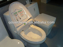 Disposable PE protective plastic toilet seat cover supplier