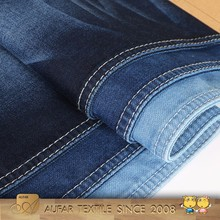 High quality stretch cotton denim fabric for jeans