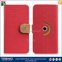 4~4.5 inch 360 degree rotating universal wallet leather case