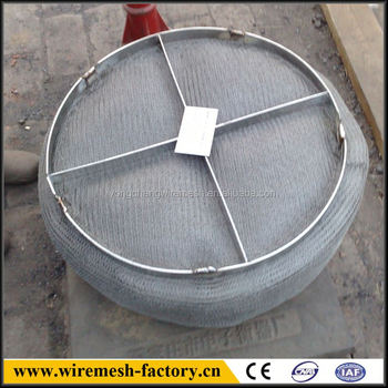 york mesh wire mesh demister cartridge demister