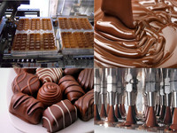 Stainless Steel Chocolate Melting Machine/Small Chocolate Production Line