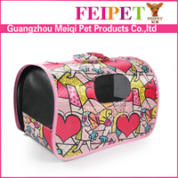 New style comfort carrier fashion Bags For Dogs soft sided pet travel carrier
