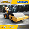 XCMG official manufacturer XS122 12ton rubber tire road roller for sale