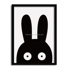 Children's Room Decoration Rabbit Style Wall Hanging Pictures Decorative Photo