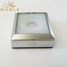 New Design Touch Style Trophy Light Plastic Led Base for Crystal Ball