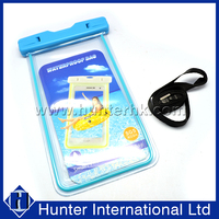 Swimming Compass Waterproof Dry Bag For Smartphones