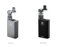 Original Smok XCube ii 160W TC box mod with Smok black/stainless TFV4 Tank Smok CMK Kit wholesale price