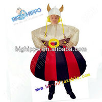 Inflatable model cartoon walking Inflatable party costume