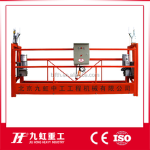 ZLP630 ZLP800 lift platform for window cleaning machinery