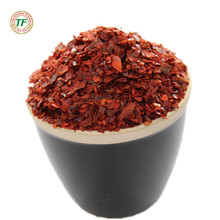 pesticide assured dried red chilli pepper flakes with different mesh