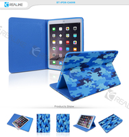 multicolor tablet cover for ipad 6 with soft tpu case inside