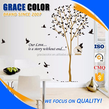 color self adhesive vinyl for outdoor wall covering