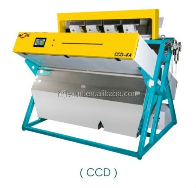 Industrial salt CCD color sorting machine