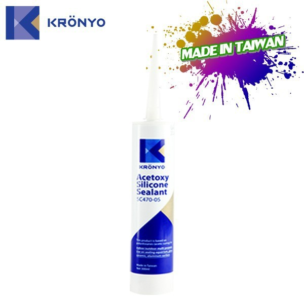 KRONYO rubber rtv silicone rubber supplier liquid silicone rubber