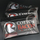 New arrival high quality bacon cotton organic cotton 10g package for e cig rba rda tank wick USA imported bacon cotton