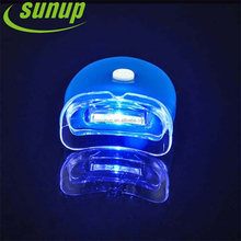 High quality private logo teeth whitening professional mini led lamp light for sale