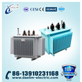 Three-phase Oil-immersed 11KV 63KVA Full-sealed Power Transformer