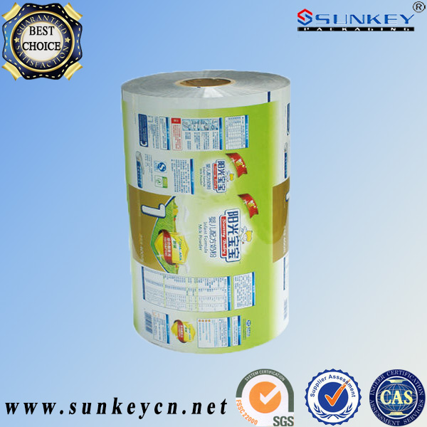 Hot sale printed packaging film