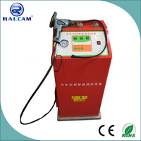 portable and visible car air conditioner evaporator visual cleaning endoscope auto refrigerant recovery machine