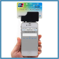 IMixPay EMV Payment Mobile Magnetic Card readers and IC Chip EMV Smart Card Readers(Mobile Magstripe and IC smart Card readers)