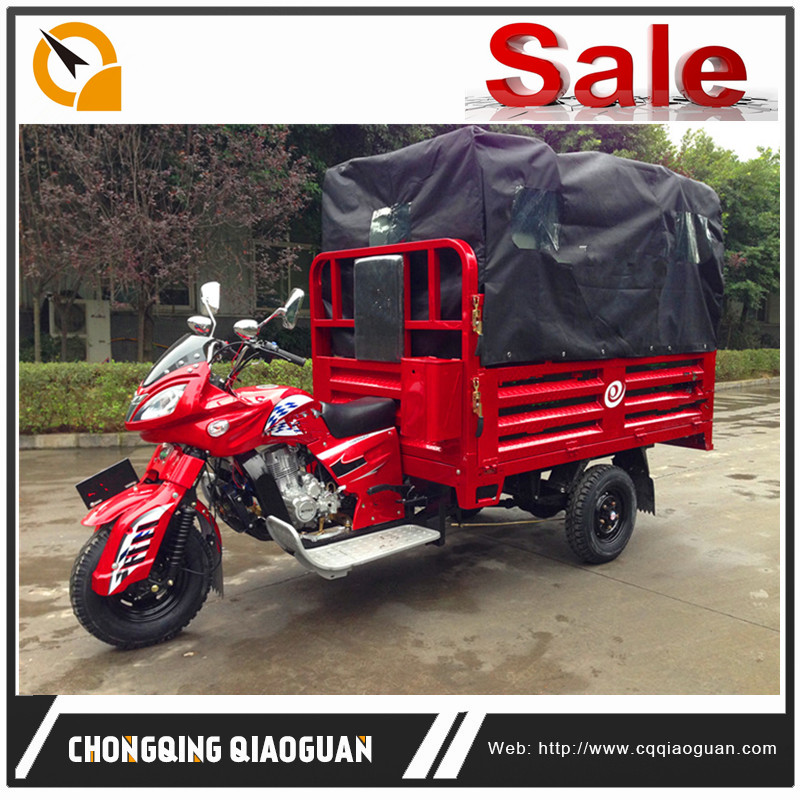 Chinese Cheap Small Tricycle with Rain Shelder 3 Wheel Truck from China Suppliers