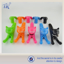 Cute Mini Plastic Animal Dog Cat Model Pen