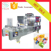 Customized Automatic Plastic Lunch Tray Filling