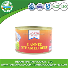 bulk canned food diet canned food meat halal canned stewed beef meat 380g