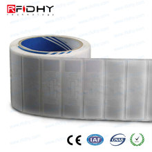860-960MHz EPC GEN2 Passive UCODE7 HY-h7 uhf clothing RFID tag