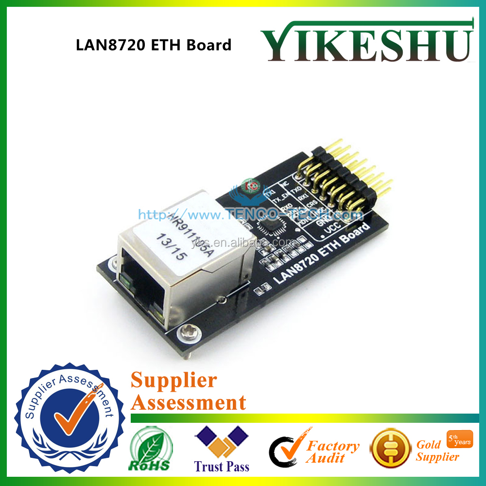 Hot Sale Development Board LAN8720 ETH Board Network Module Ethernet module