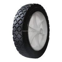 New Products 7 Inch Solid Rubber Wheel