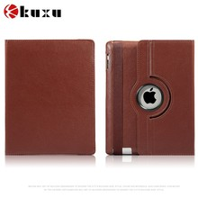For ipad air 1 pc leather case for sale with flowery design wholesale
